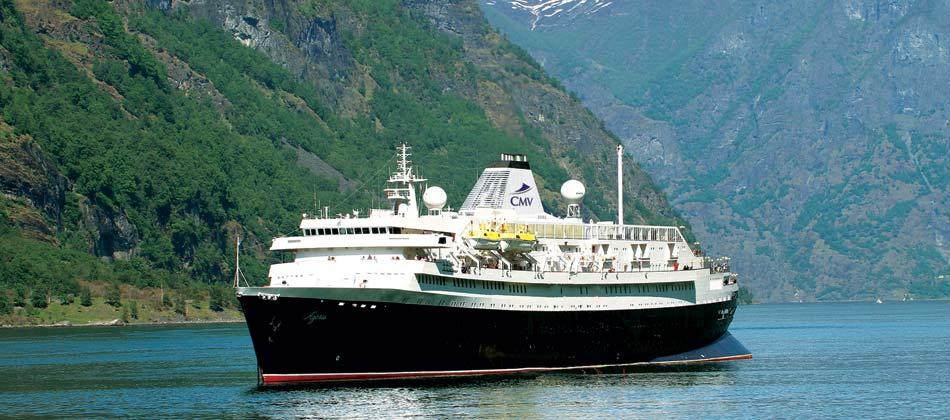 Astoria in the Norwegian Fjords